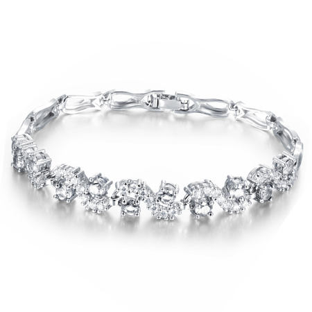 Picture for category AAAA Zirconia Bracelets